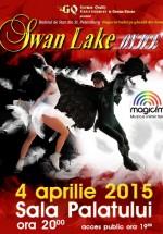 Swan Lake (Lacul Lebedelor) on Ice la Sala Palatului din Bucureşti