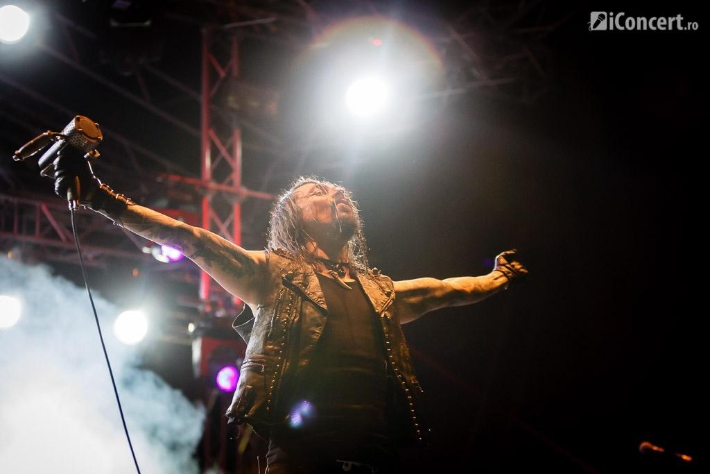 Amorphis la METALHEAD Meeting 2015 - Foto: Paul Voicu / iConcert.ro