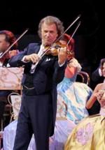 Program şi reguli de acces la concertele André Rieu de la Bucureşti