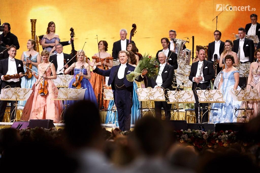 André Rieu în concert la Bucureşti - Foto: Daniel Robert Dinu / iConcert.ro