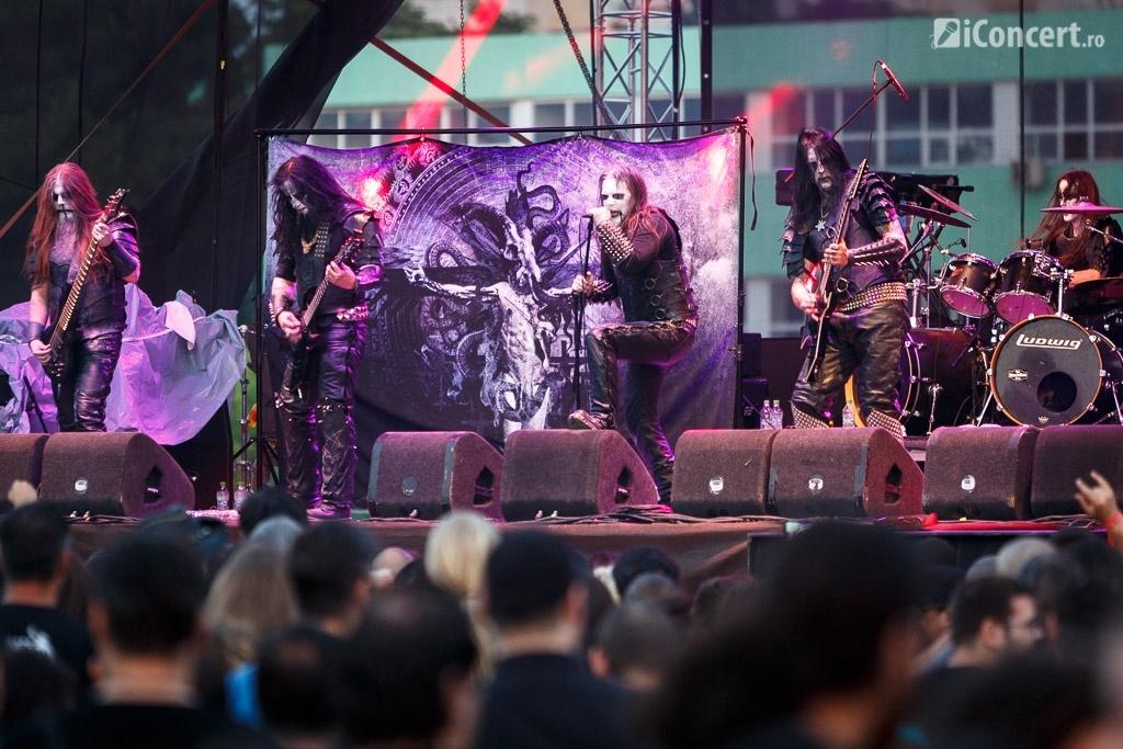 Dark Funeral la METALHEAD Meeting 2015 - Foto: Paul Voicu / iConcert.ro