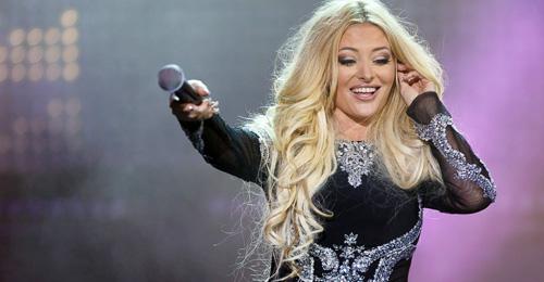 Delia va deschide concertul Robbie Williams de la Bucureşti