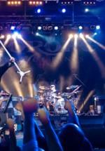 """RECENZIE: Un concert """"mişto"""" oferit de Europe la Bucureşti (FOTO)"""