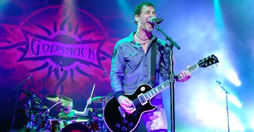Program şi reguli de acces la concertul Godsmack de la Bucureşti