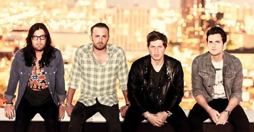 Kings of Leon va concerta la Sziget Festival 2015
