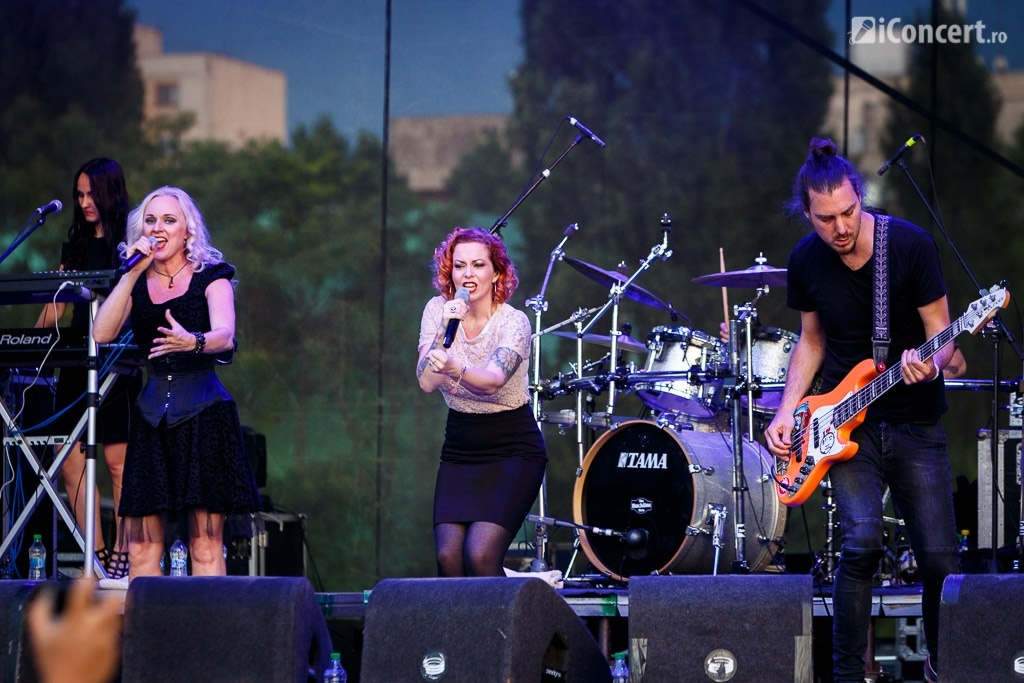The Sirens la METALHEAD Meeting 2015 - Foto: Paul Voicu / iConcert.ro