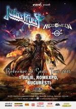Concert Judas Priest la Romexpo din Bucureşti