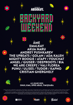 Backyard Weekend 2015 la Timişoara