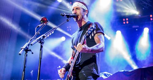 RECENZIE: Godsmack la Bucureşti – un concert la 1000 de cai putere (FOTO)