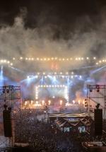 FOTO: Armin van Buuren, John Newman şi Tinie Tempah, în a treia zi de UNTOLD Festival 2015