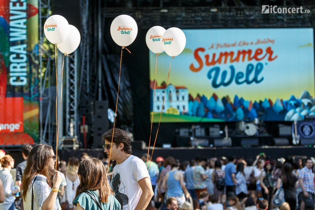 Summer Well Festival 2015 -Foto: Daniel Robert Dinu / iConcert.ro
