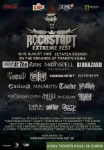 Rockstadt Extreme Fest 2015 la Râşnov