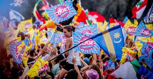 RECENZIE: Sziget Festival 2015, o insulă multiculturală a libertăţii unde toţi vorbesc aceeaşi limbă: distracţia (FOTO)