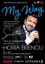 """Concert Horia Brenciu – """"My Way"""", la Sala Palatului din Bucureşti"""