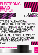 Electronic Beats Festival Bucharest 2015