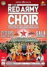 Concert Corul Armatei Roşii (The Red Army Choir) la Sala Palatului din Bucureşti