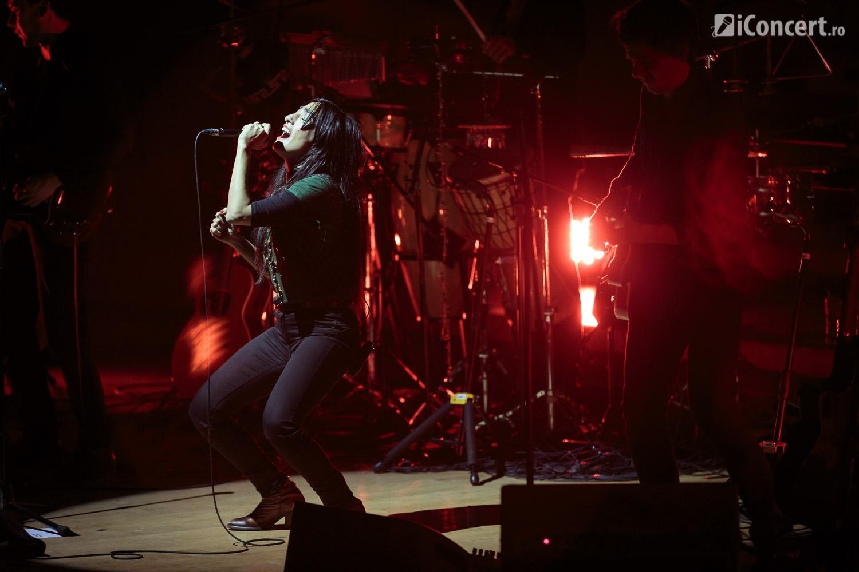 Hindi Zahra în concert la Sala Radio din Bucureşti - Foto: Daniel Robert Dinu / iConcert.ro