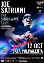 Concert Joe Satriani la Sala Polivalentă din Bucureşti
