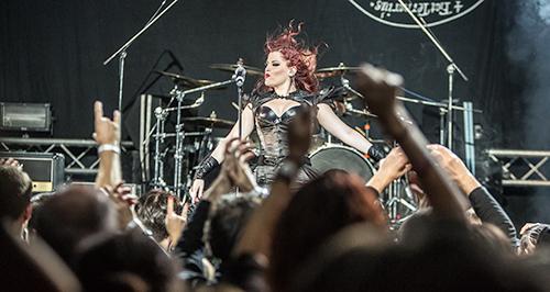 FOTO: Maximum Rock Festival 2015 la Bucureşti