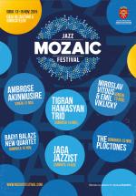 Mozaic Jazz Festival 2015 la Sibiu