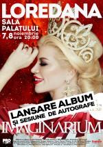 Concert Loredana – Imaginarium, la Sala Palatului din Bucureşti