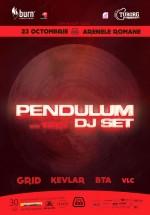 Pendulum DJ Set & MC Verse la Arenele Romane din Bucureşti