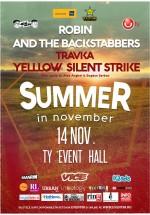 Summer in November la TY Event Hall din Bucureşti – ANULAT