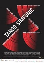 Tango Simfonic cu Analia Selis, Mariano Castro şi Orchestra de Camera Radio la Sala Radio din Bucureşti