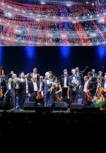 FOTO: José Carreras la Romexpo din Bucureşti
