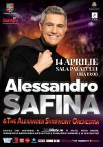 Concert Alessandro Safina la Sala Palatului din Bucureşti