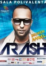 Concert Arash la Sala Polivalentă din Bucureşti