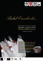 Balul Cavalerilor la Hotel Opera Plaza din Cluj-Napoca