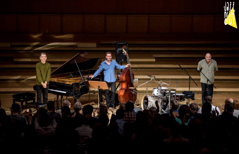 Brad Mehldau Trio în concert la Sala Radio din Bucureşti - Foto: Ciprian Vlăduţ