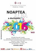 Revelion 2016 în Parcul Titan din Bucureşti