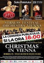Turneu Christmas in Vienna 2015 – Strauss Festival Orchestra Vienna