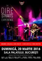 Concert The Dire Straits Experience la Sala Palatului din Bucureşti şi Filarmonica Banatul Timişoara (CONCURS)