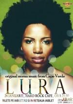 Concert LURA la Hard Rock Cafe din Bucureşti