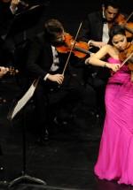 Sarah Chang concertează din nou în România, în aprilie 2016