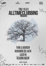 Tube and Berger & Deborah De Luca la Arenele Romane din Bucureşti
