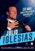 Concert Julio Iglesias & Julio Iglesias Jr. la Sala Palatului din Bucureşti