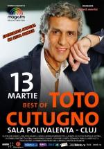 """Concert Toto Cutugno – """"Best Of"""", la Sala Polivalentă din Cluj-Napoca"""