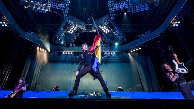 Iron Maiden ar urma să revină în concert în România, în iulie 2016