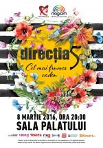 """Concert Direcţia 5 – """"Cel mai frumos cadou"""", la Sala Palatului din Bucureşti"""
