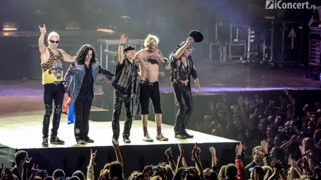 Scorpions revine în concert la Bucureşti, pe 16 iulie 2016
