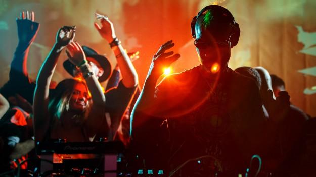 FOTO: Green Velvet în Terra Events Hall din Bucureşti