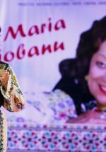 """FOTO: Maria Ciobanu – """"Lie, lie ciocarlie, rămân a voastră Marie!"""", la Sala Palatului din Bucureşti"""