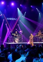 Maroon 5, concert în premieră în România!