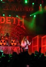 Megadeth revine în concert la Bucureşti, în iulie 2016