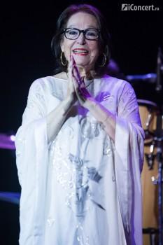Nana Mouskouri în concert la Bucureşti - Foto: Paul Voicu / iConcert.ro