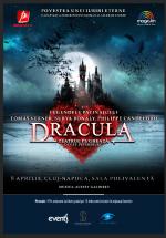 """""""Dracula pe gheaţă"""" la Sala Polivalentă din Cluj-Napoca – ANULAT"""